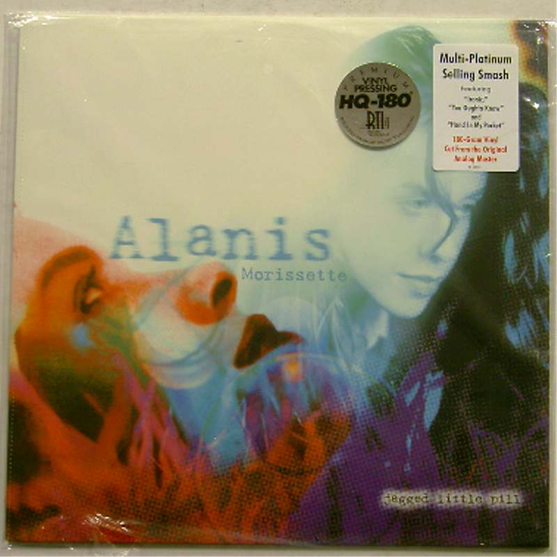 Jagged Little Pill (HQ-180 Premium Edition)