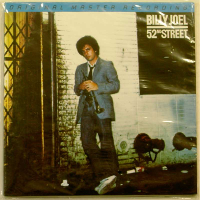 Billy Joel - 52nd Street (mobile Fidelity Sound Lab Original Master Recording)
