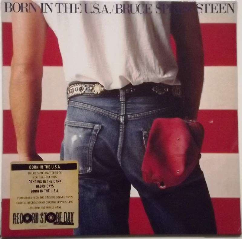 BRUCE SPRINGSTEEN - Born In The U.s.a. Vinyl