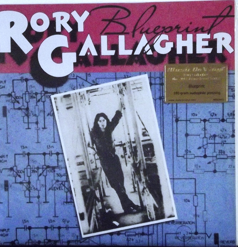 Rory gallagher records lps vinyl and cds musicstack blueprint malvernweather Image collections