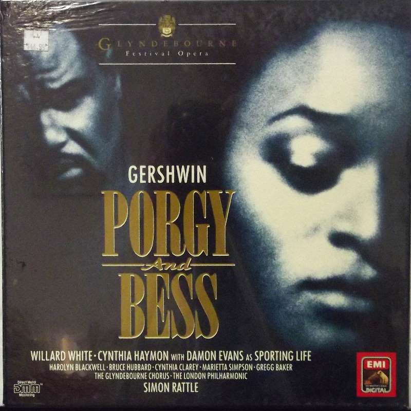 Porgy And Bess (3xLP + Box)