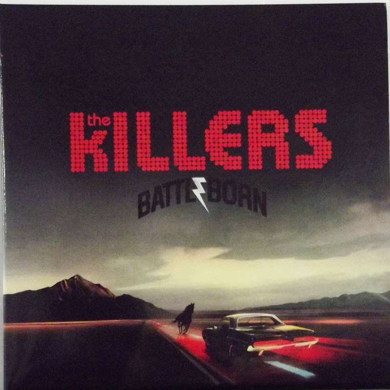 Battle Born ( Red Vinyl)