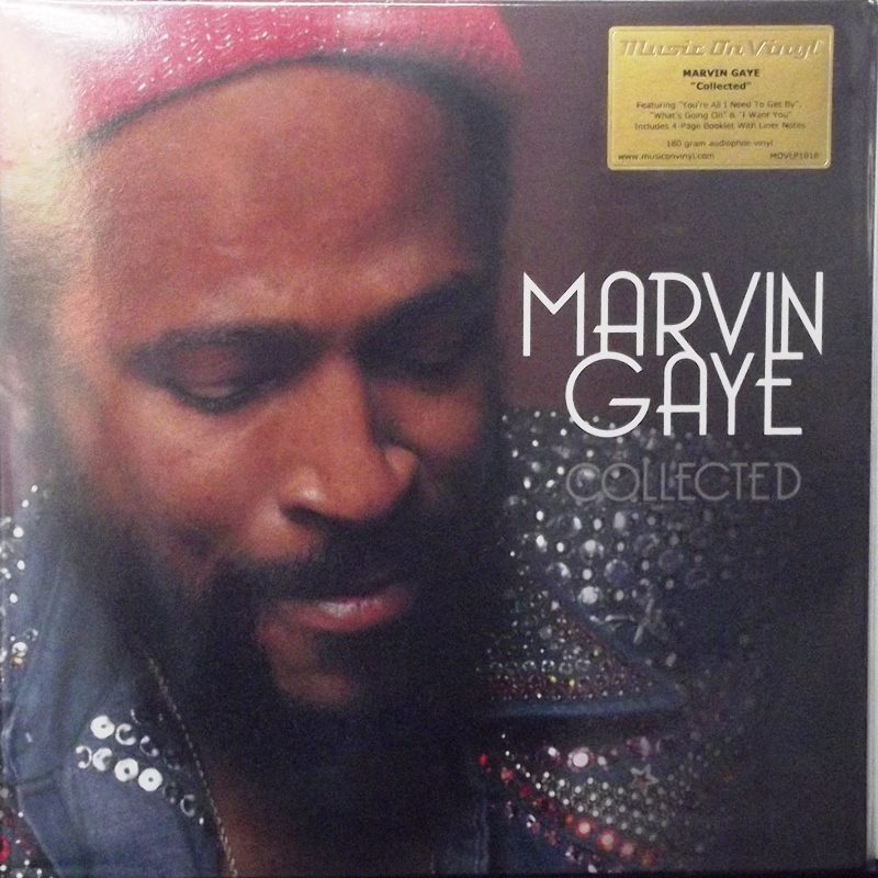 marvin gaye first album
