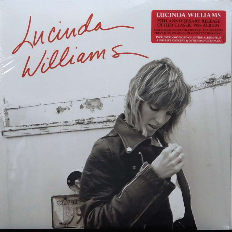 Lucinda Williams  (Red Vinyl)