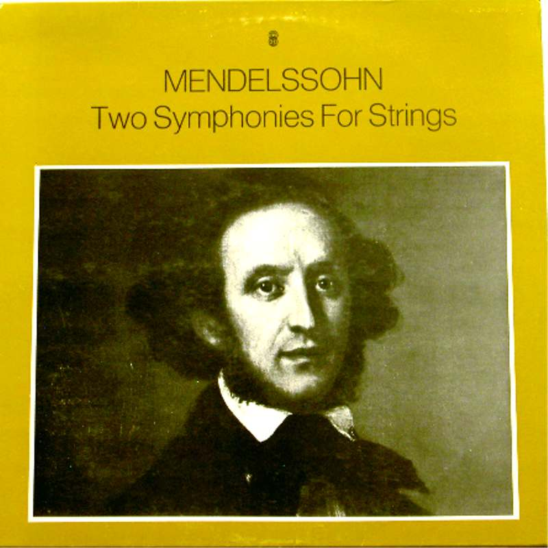 Two Symphonies For Strings