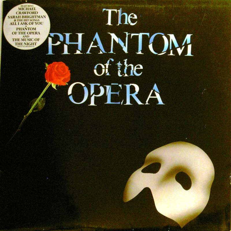 The Phantom of the Opera (Original London Cast)