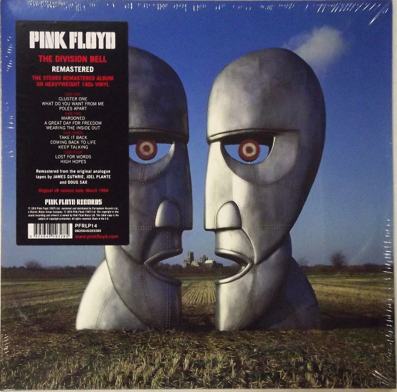Pink Floyd - The Division Bell (2014 Remastered Version)