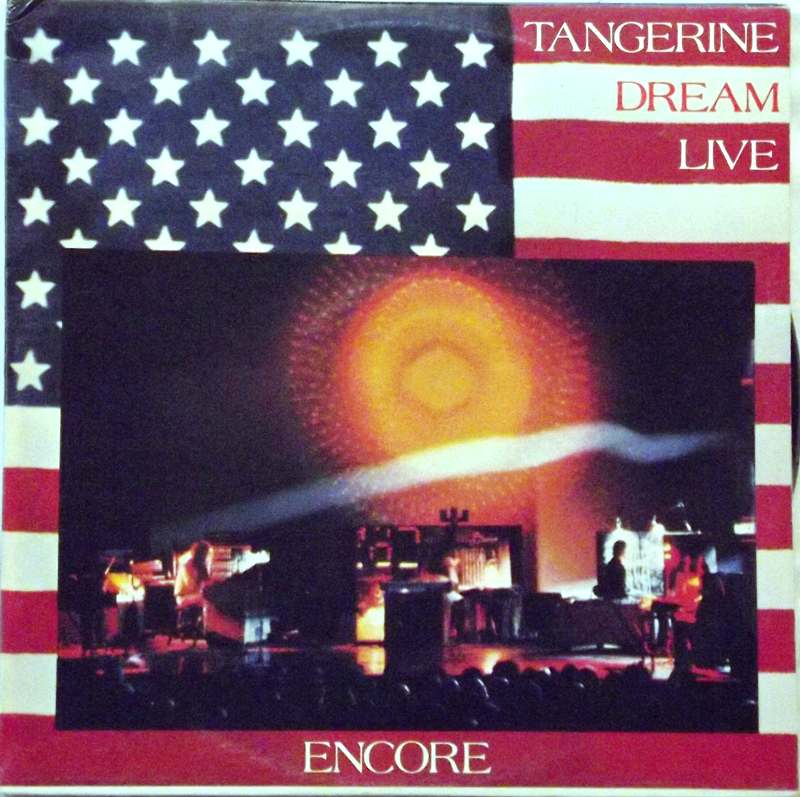 Tangerine Dream Records Lps Vinyl And Cds Musicstack