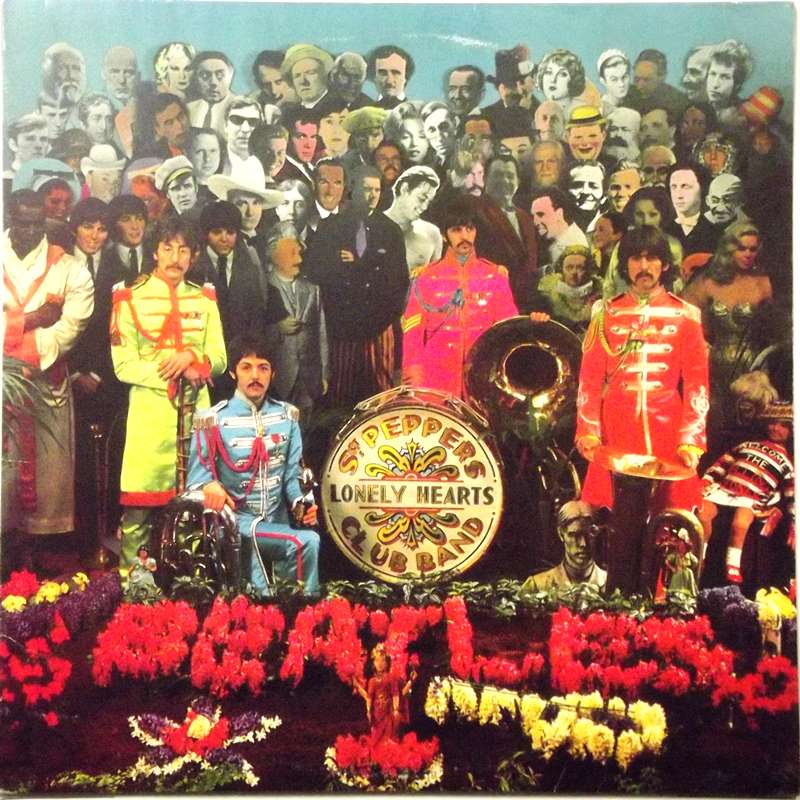 1967 A.K.A. Sgt. Pepper's Lonely Hearts Club Band