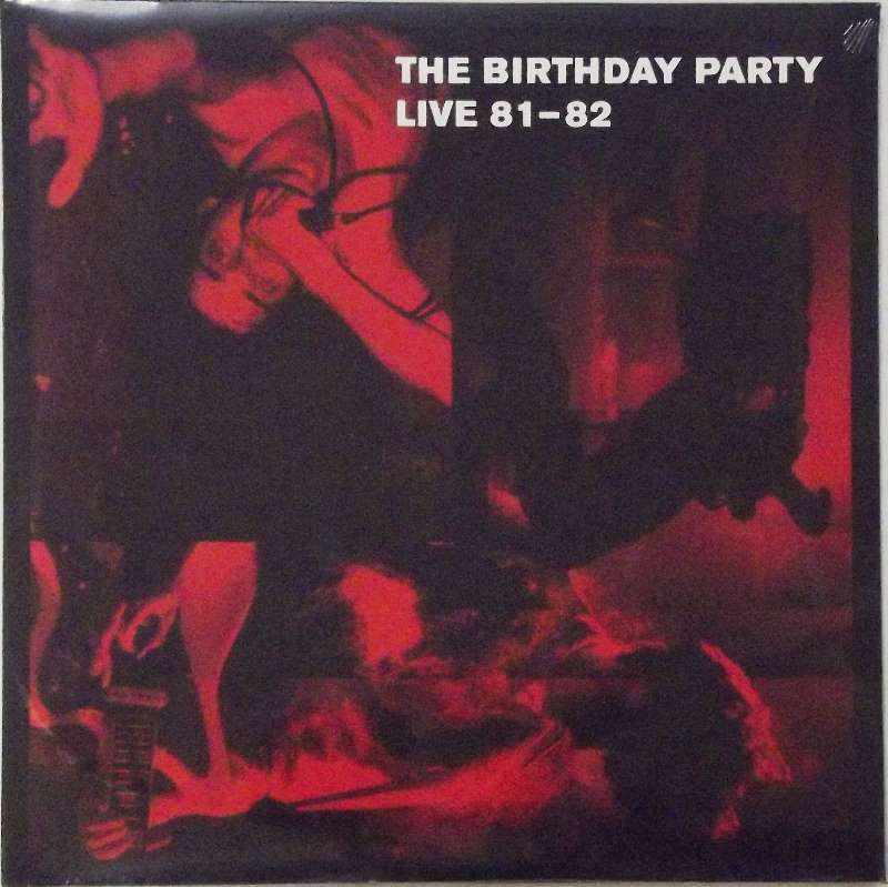 Birthday Party Records LPs Vinyl And CDs