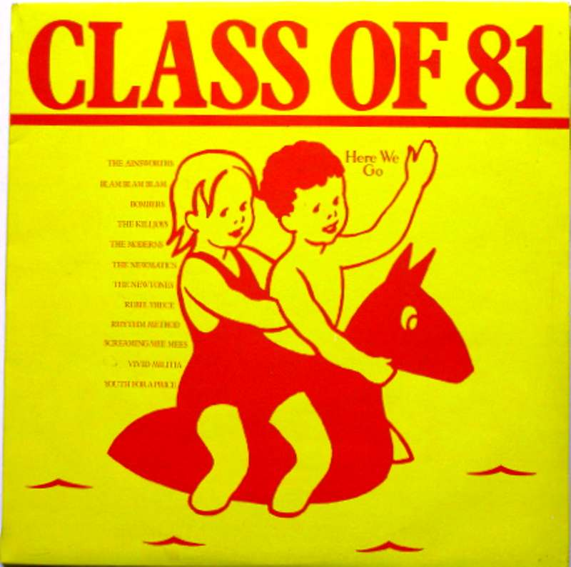 Class of 81 (A Collection of new New Zealand bands)   Just