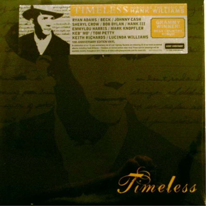 Timeless: Honoring the Music of Hank Williams