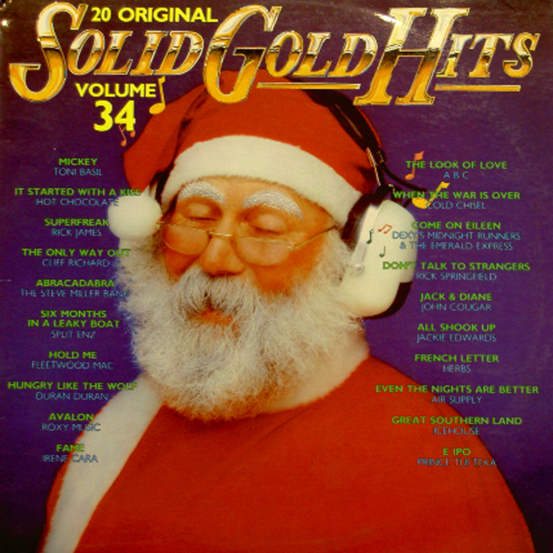 20 Solid Gold Hits: Volume 34