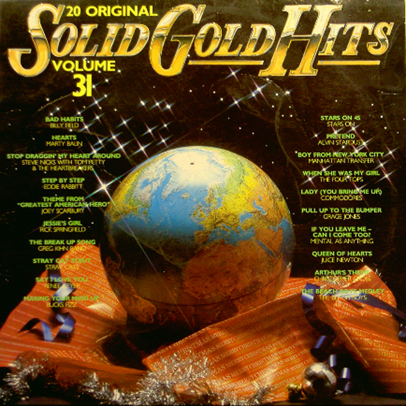 20 Solid Gold Hits: Volume 31