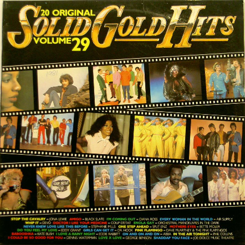 20 Solid Gold Hits: Volume 29