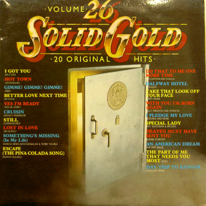20 Solid Gold Hits: Volume 26