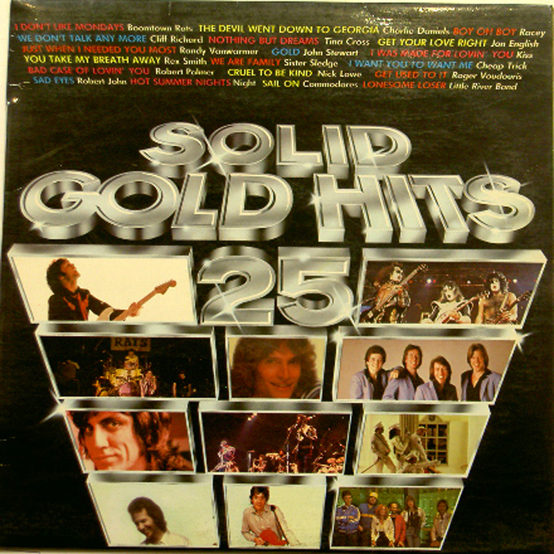 20 Solid Gold Hits: Volume 25