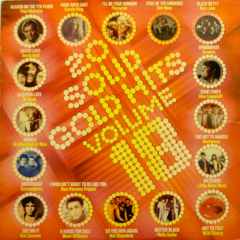 20 Solid Gold Hits: Volume 18