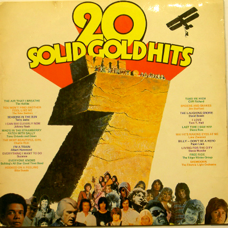 20 Solid Gold Hits: Volume 7