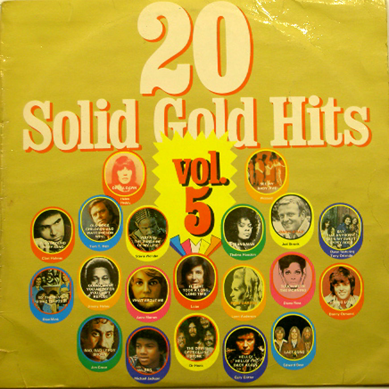20 Solid Gold Hits: Volume 5
