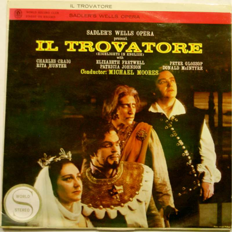 Il Trovatore (Highlights)