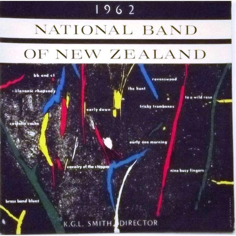 1962 National Band of New Zealand.