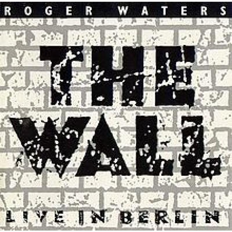 The Wall (Live In Berlin 1990) Clear Vinyl