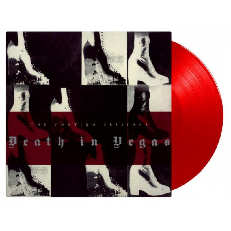 The Contino Sessions (Red Vinyl)