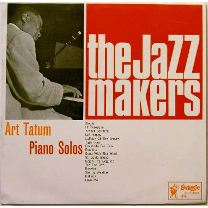 Piano Solos (The Jazz Makers)