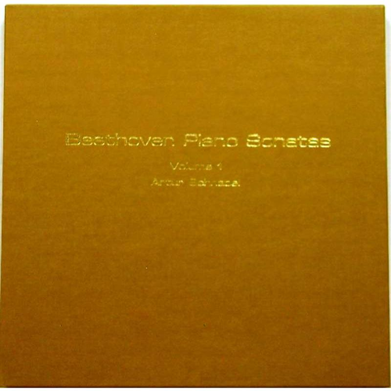 Beethoven Piano Sonatas Volume 1(Box Set)