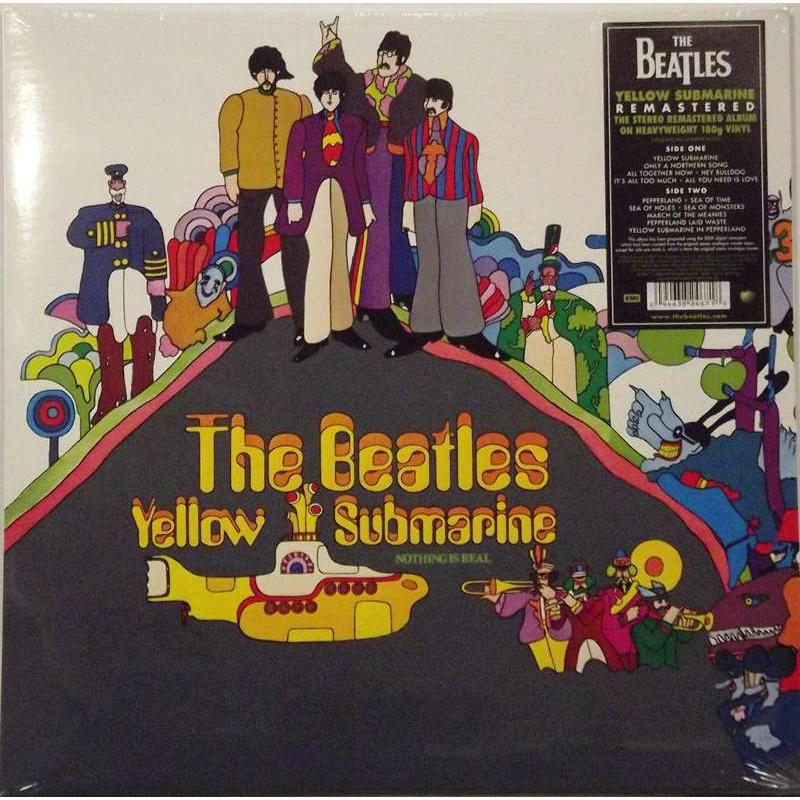 Yellow Submarine (2012 Edition)