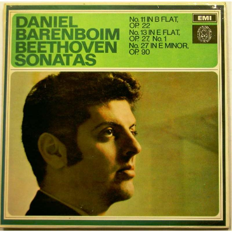 Beethoven Sonatas: No.11 in B Flat, Op.22 / No.13 in E Flat, Op.27, No.1 / No.27 in E Minor, Op.90