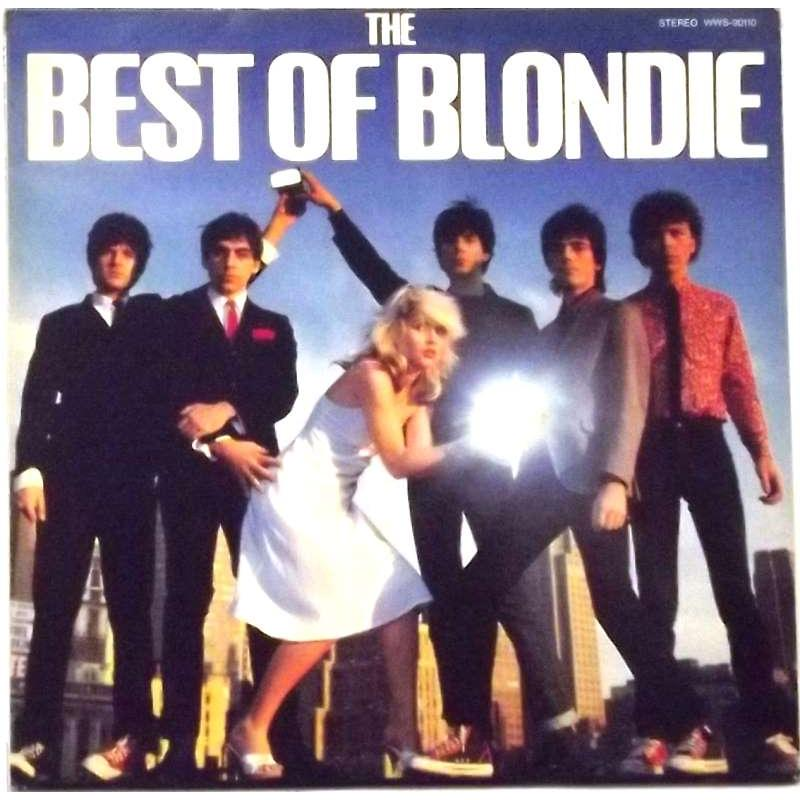 The Best Of Blondie (Japanese Pressing)