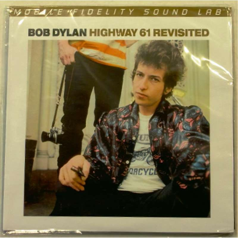 Highway 61 Revisited Mono (Mobile Fidelity Sound Lab Original Master Recording)