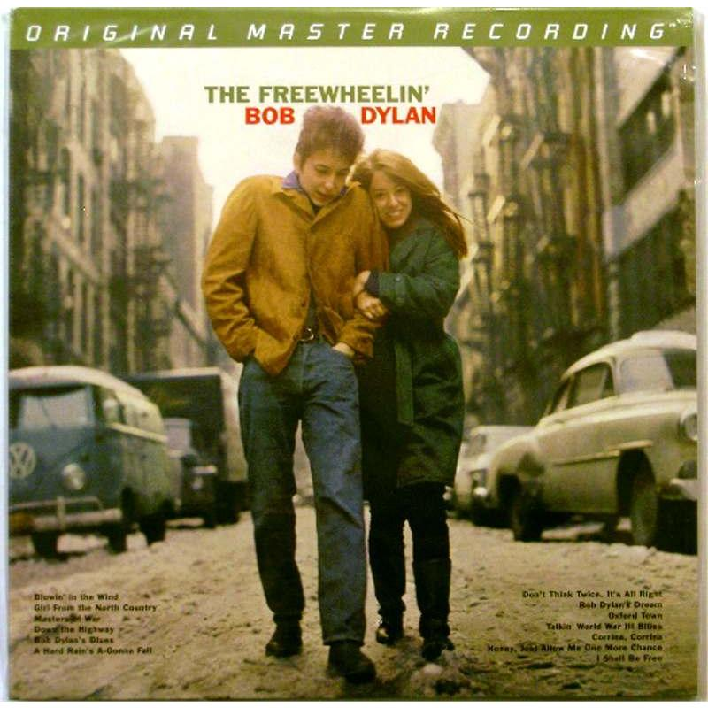 The Freewheelin' Bob Dylan (Mobile Fidelity Sound Lab Original Master Recording)
