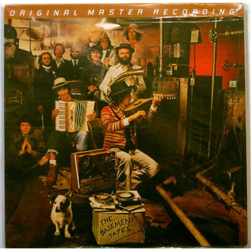 The Basement Tapes (Mobile Fidelity Sound Lab Original Master Recording)