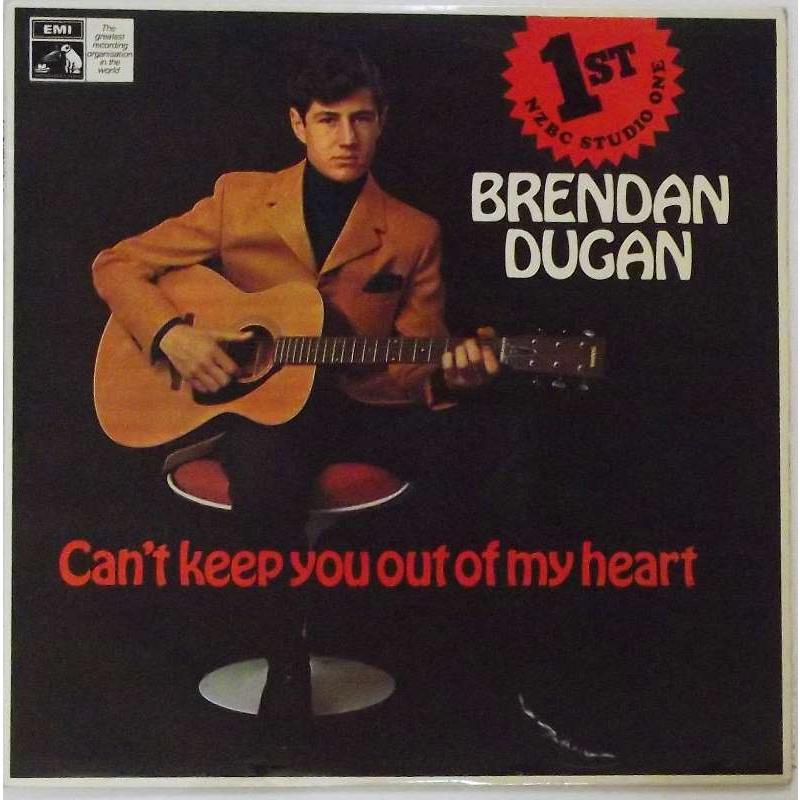 Can't Keep You Out Of My Heart (Signed)