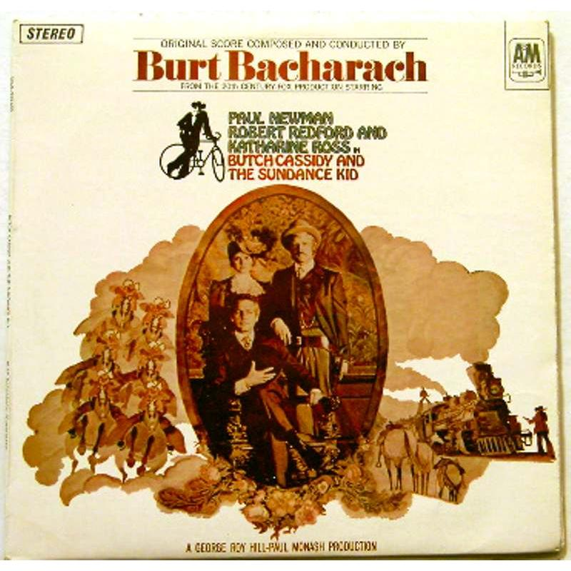 Butch Cassidy and the Sundance Kid (Original Film Score)