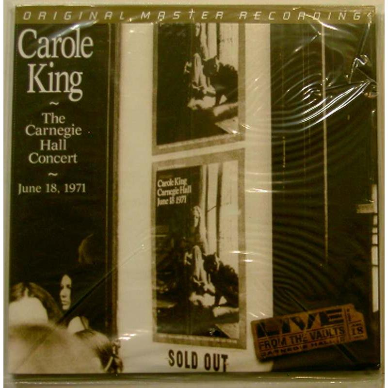 The Carnegie Hall Concert: June 18, 1971 (Mobile Fidelity Sound Lab Original Master Recording)