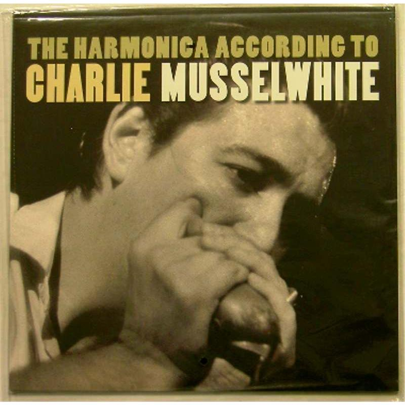 The Gospel According to Charlie Musselwhite