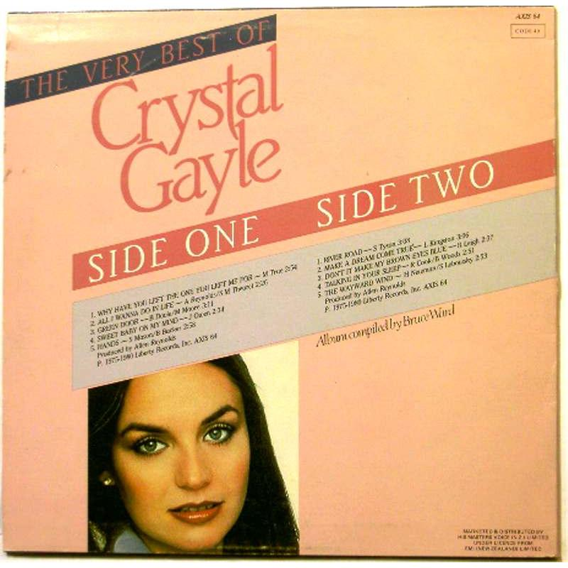 The Very Best of Crystal Gayle