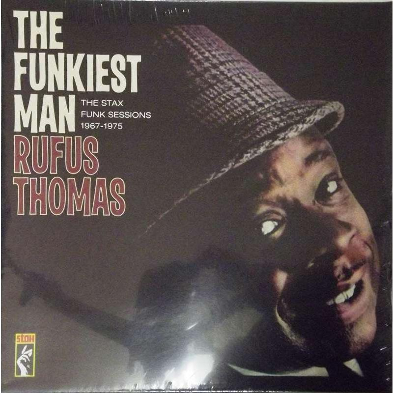 The Funkiest Man (The Stax Funk Sessions 1967 - 1975)