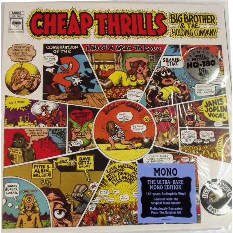 Cheap Thrills  (Mono)