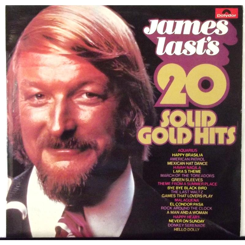 James Last's 20 Solid Gold Hits