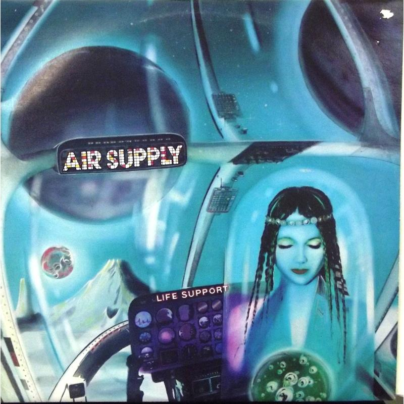 Life Support  (Picture Disc)