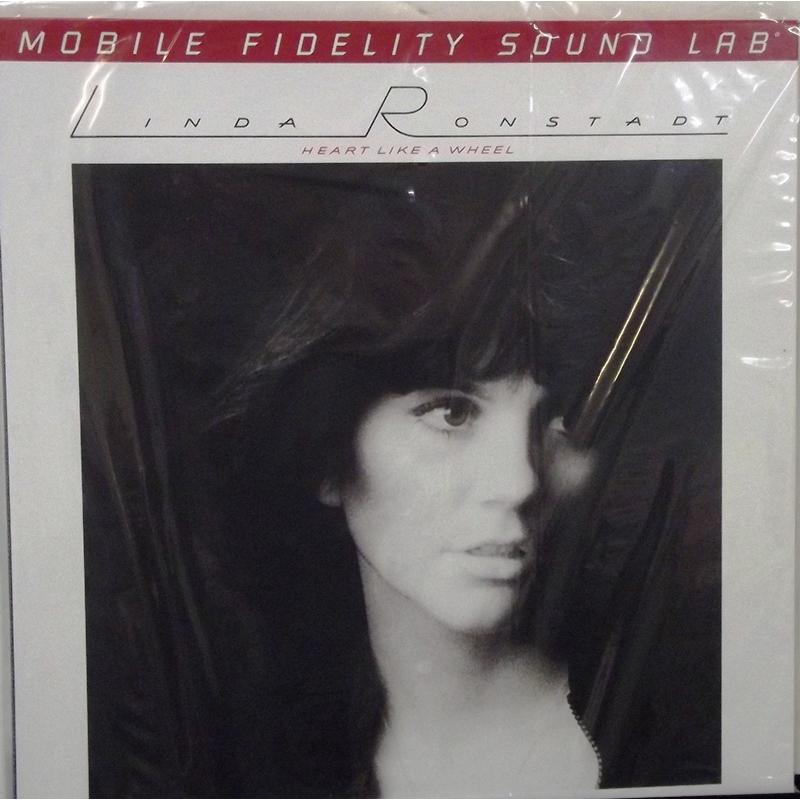 Heart Like A Wheel  (Mobile Fidelity Sound Lab)