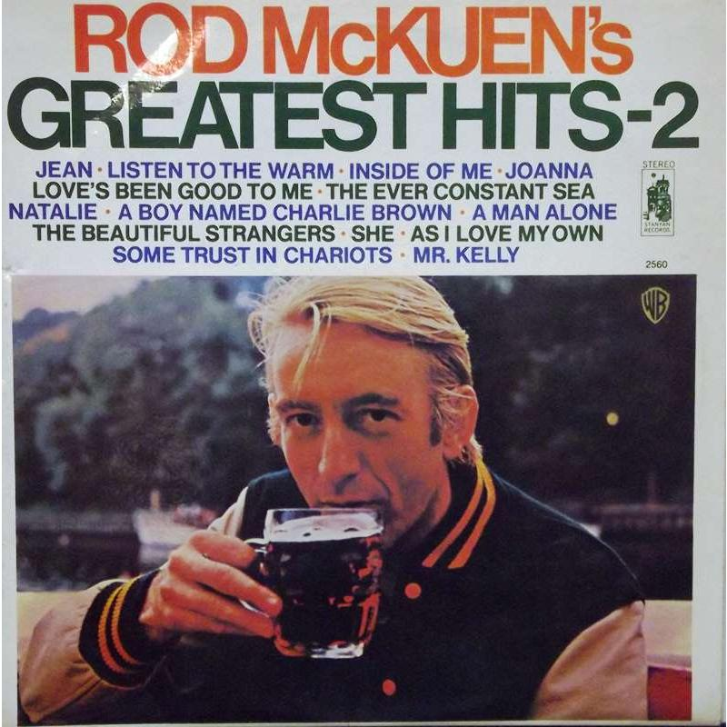 Rod McKuen's Greatest Hits-2