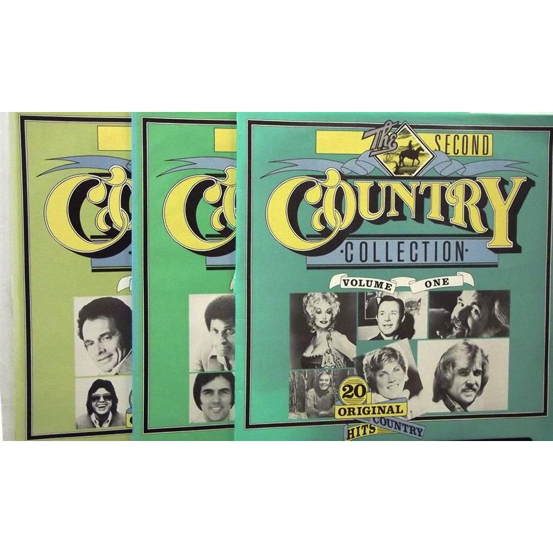 The Second Country Collection (3  X LPs)