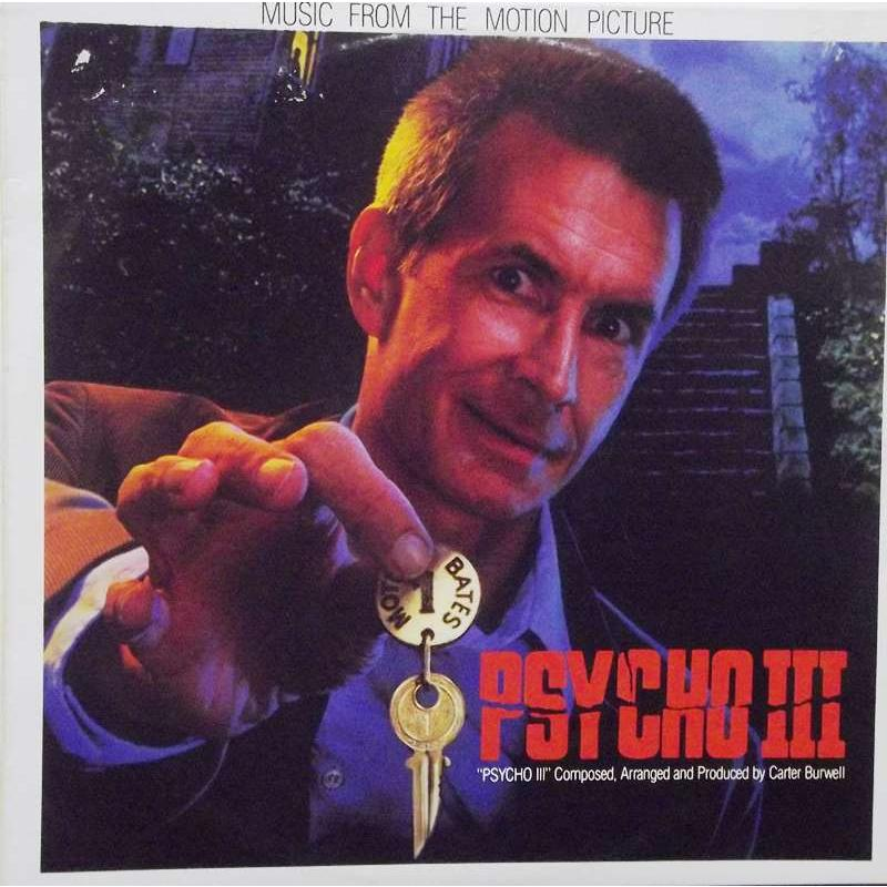 Psycho III (Music From The Motion Picture)