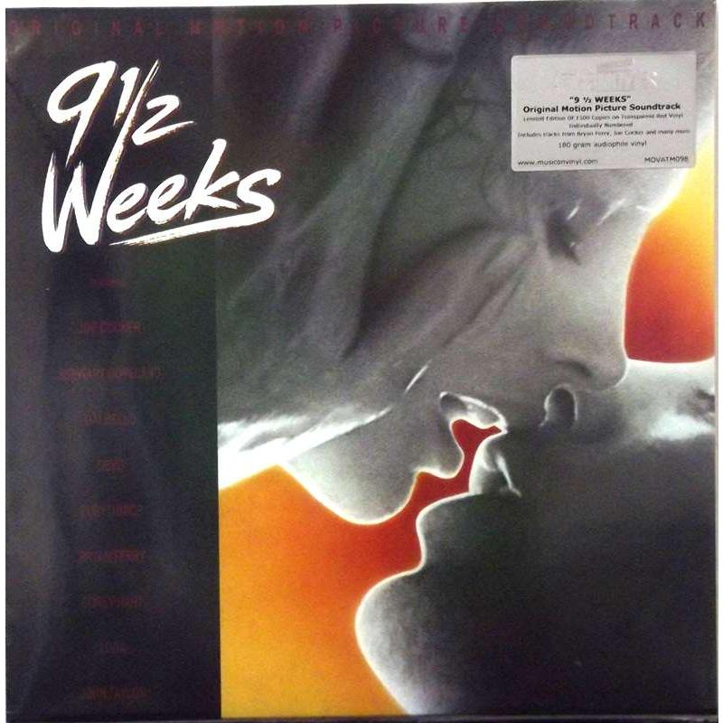 9½ Weeks - Original Motion Picture Soundtrack